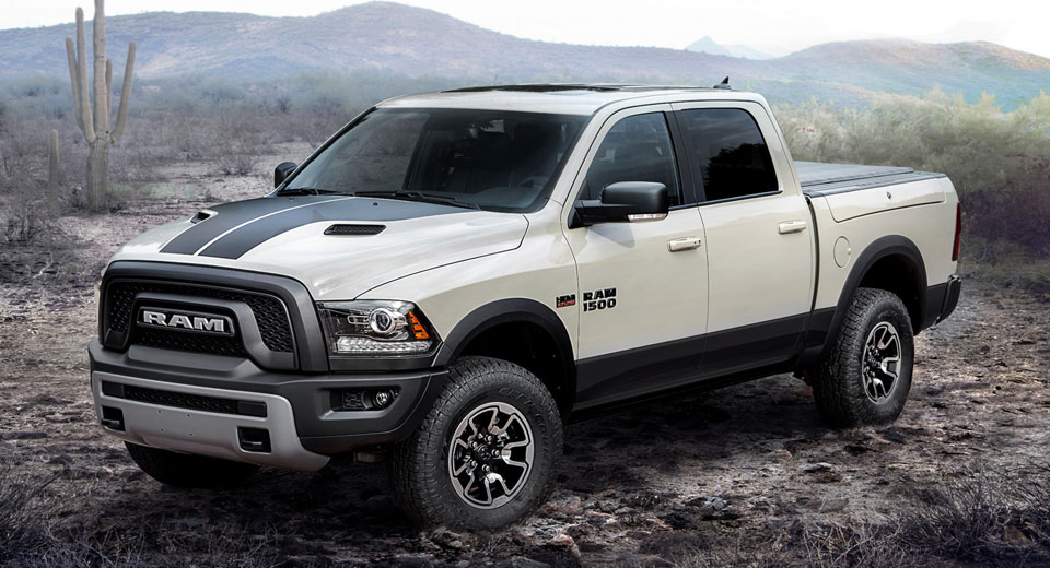 Ram Unveils 1500 Rebel Mojave Sand And 1500 Ignition Orange Sport