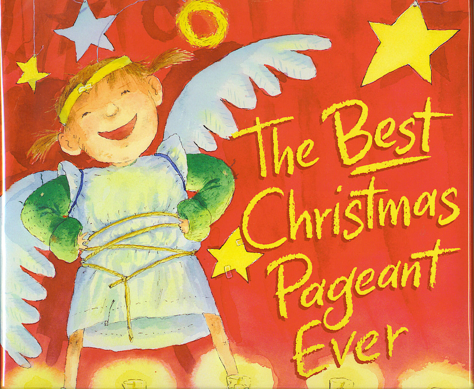 Mini Book Bytes: Book Review: The Best Christmas Pageant ...