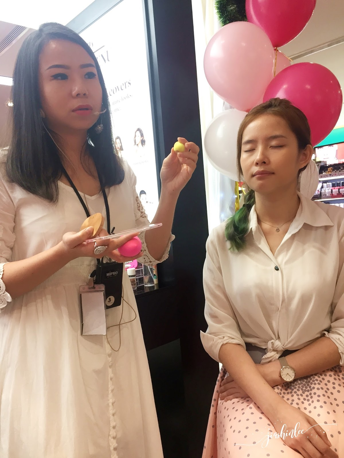 Porefect Complexion Workshop Organized By Beautyblender Malaysia Egg Drop Beauty Blender Contouring Sponge For I Cant Rave How Good This Iconic Pink Shaped Is Using It Just Gives Me That Flawless Finish Feel Like My Makeup On