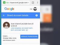Cara Menghapus Saluran Youtube di Hp Android
