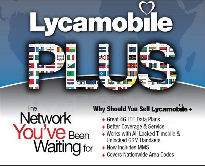 Lycamobile Launching new