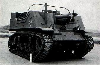Catainium's Tanks: T82 Self Propelled Artillery