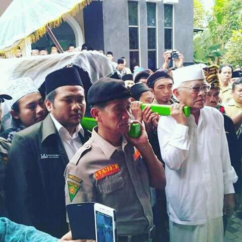 KH Mahfudz Ridwan, Mustasyar PBNU yang Pernah dituduh Sebagai PKI