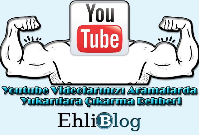 Youtube Videolarınızı Üste Çıkarma Rehberi