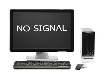 Cara Mengatasi Monitor No Signal