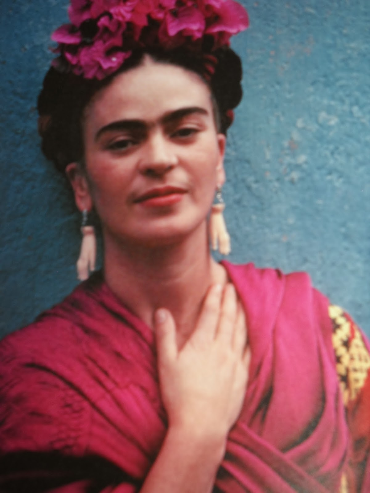 The Pain and Suffering of Frida Kahlo