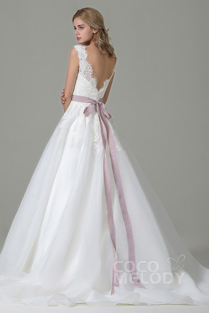 http://www.cocomelody.com/classic-a-line-v-neck-natural-train-organza-satin-ivory-sleeveless-zipper-with-button-wedding-dress-with-appliques-and-ribbons-cwzt15007.html