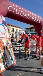 Javier Fernández Maza ciclista Esteve