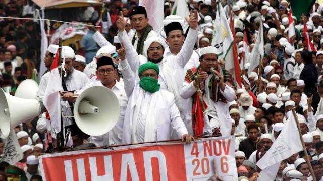 Tiga Kali Lipat Kekuatan Polri tak Akan Cukup Tangani Aksi Bela Islam Jilid III