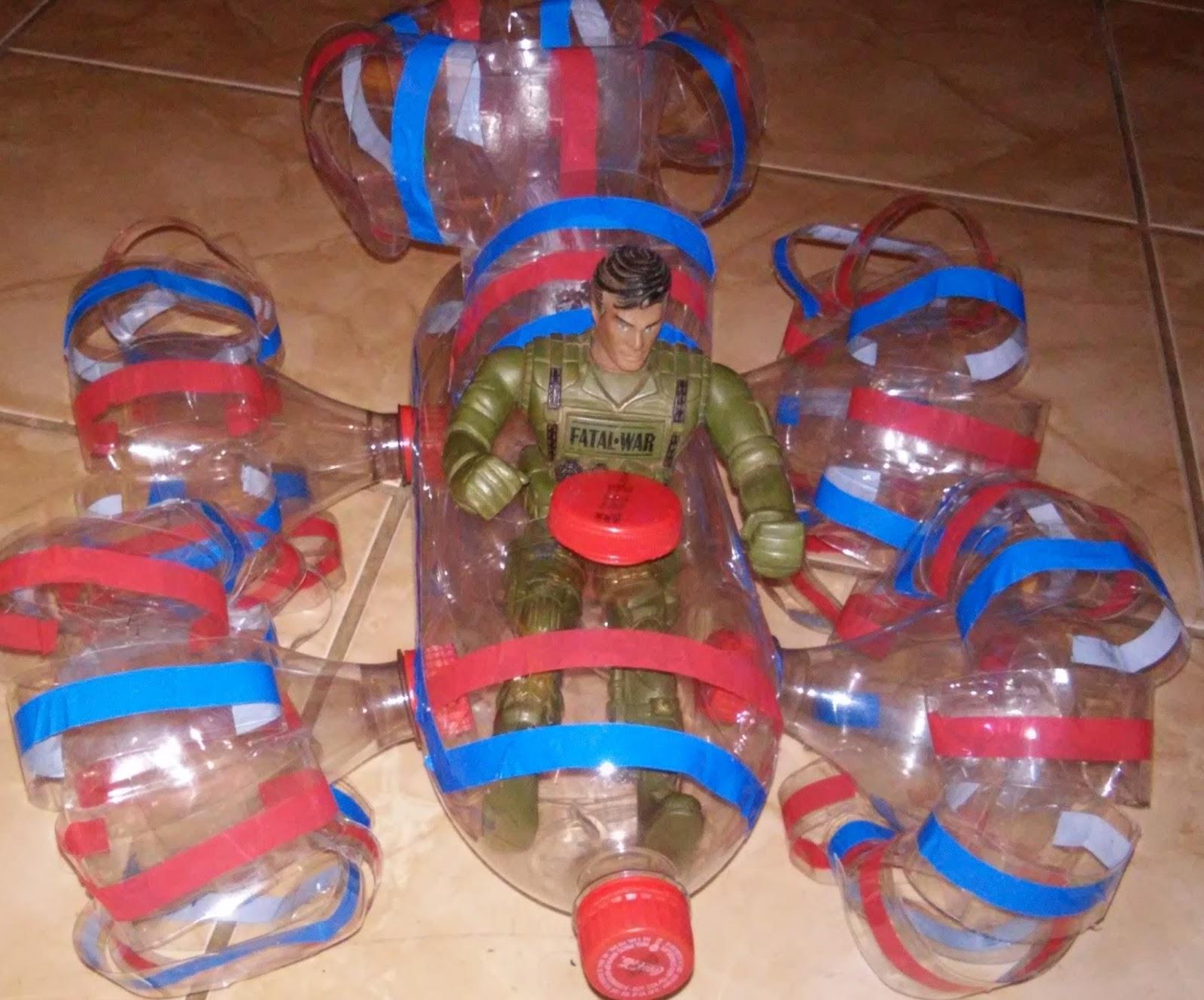 Extremamente Profª: Ivani Ferreira: Sugestão de brinquedos feitos com materiais  HH99