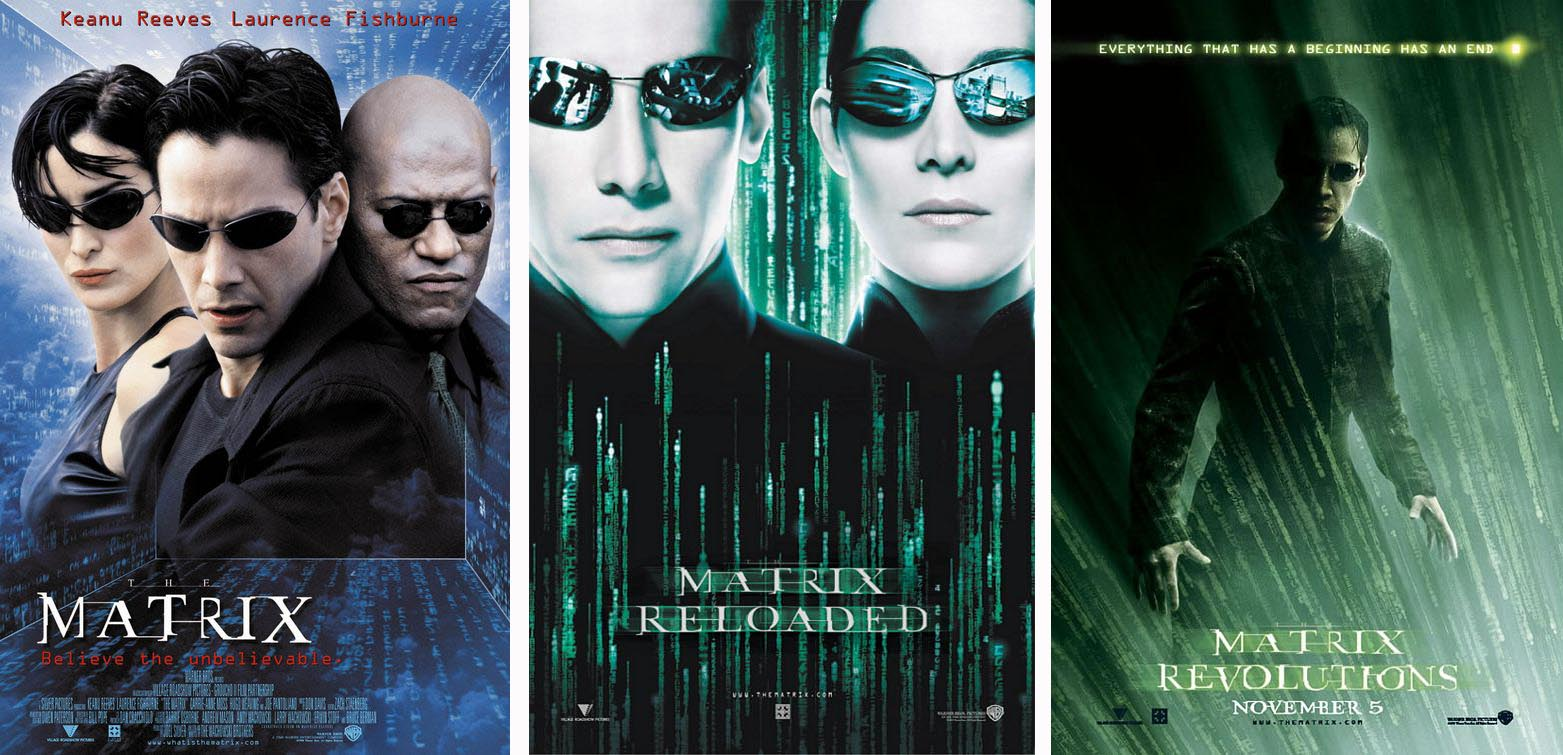 a review of the film the matrix