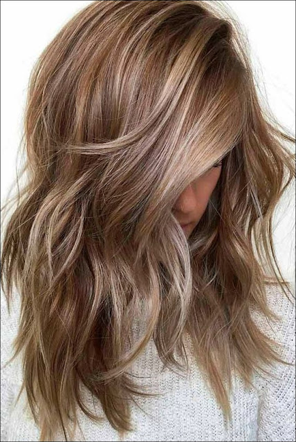 dark golden blonde hair color picture