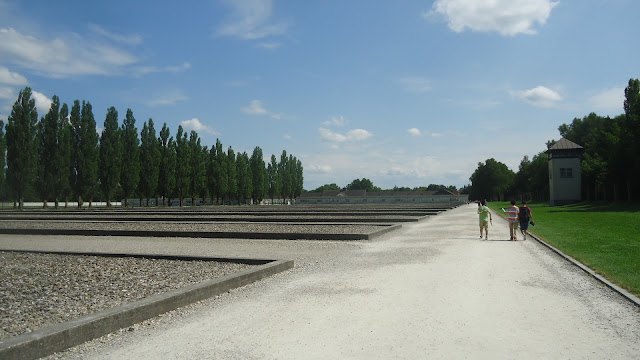 Tortura no Campo de Concentração Dachau