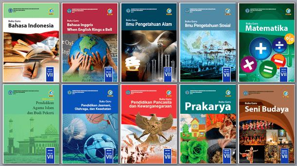 Free Download Buku K13 SMP Kelas 7 [Lengkap]