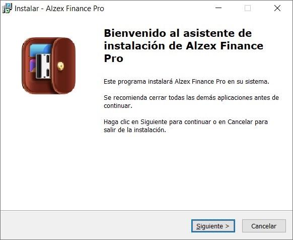 Alzex Finance Pro Full imagenes