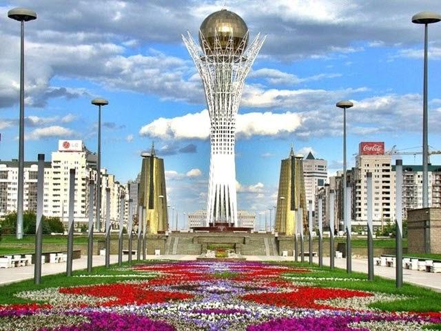 Thủ đô của Kazakhstan hiện nay?