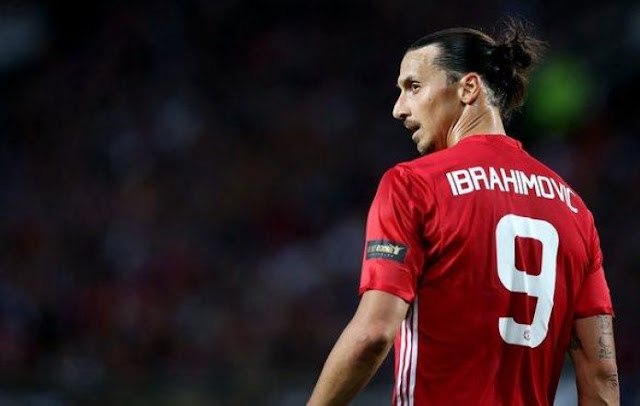 Zlatan Ibrahimovic Keluar Satu Bulan Dengan Kambuhnya Cedera Lutut