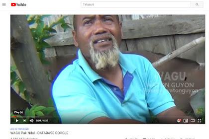 Channel YouTube Wagu Waton Guyon Sangat Berkelas