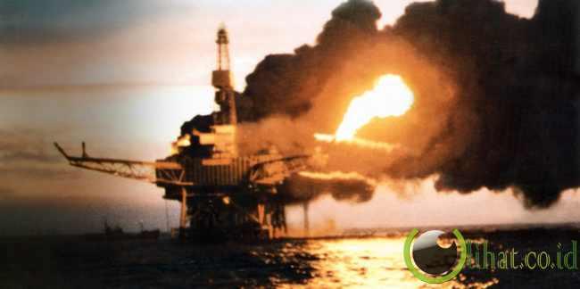 Piper Alpha Oil Rig – $ 3,4 Miliar