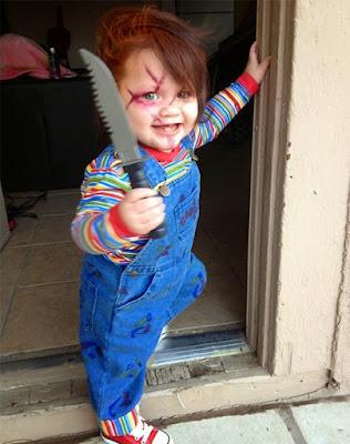Chuckie Kids Halloween Costume