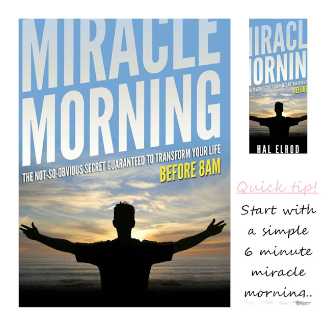 March Favorites by Lifestyle and beauty blogger Meghan Silva: Hal Elrod The Miracle morning