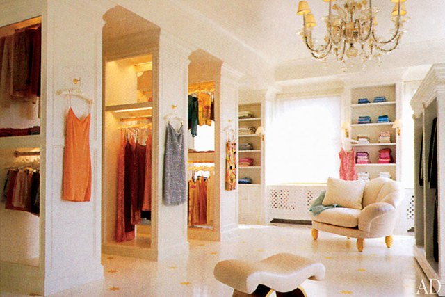 Mariah Carey luxury fantasy closet