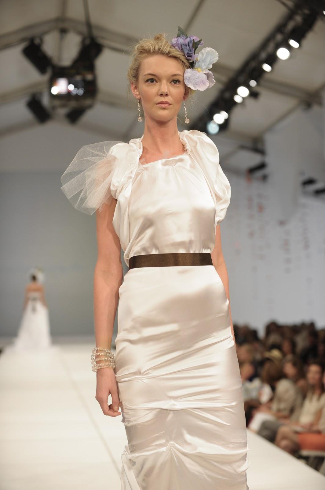 Fashion Bridal Design By Alena Fede Charleston Sc Cfw 11 Bridal Show Spring Chocolate By Alena Fede