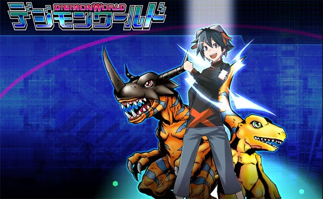 تحميل لعبة Digimon World Re Digitize لأجهزة psp ومحاكي ppsspp