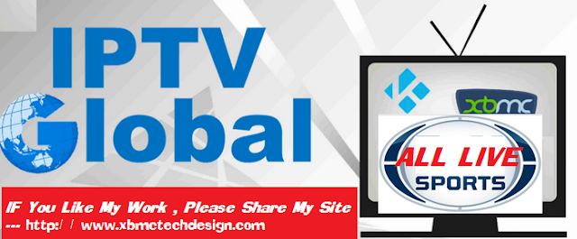 Kodi M3u IPTV Bein Sport And All Sport Link