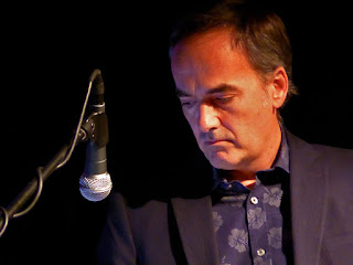 Christoph H. Müller live @ dasHaus, Enjoy Jazz Festival 2016 / photo S. Mazars