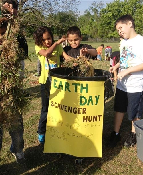 Interesting Earth Day Scavenger Hunt Middle School