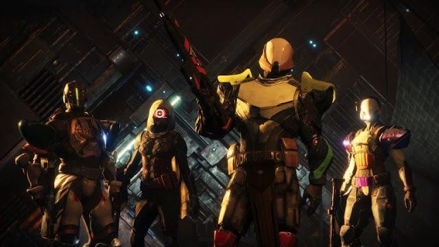 لعبة Destiny 2 تتفوق على أول جزء و تسجل ثالث أفضل إطلاق هذا العام !