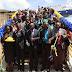 PICHA: Rais Magufuli Alivyofungua Daraja La Waenda Kwa Miguu La Furahisha Jijini Mwanza