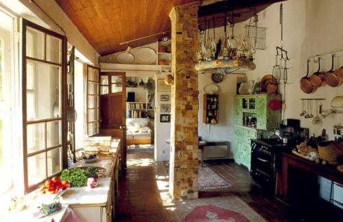 Moon To Moon Bohemian Kitchen Interiors