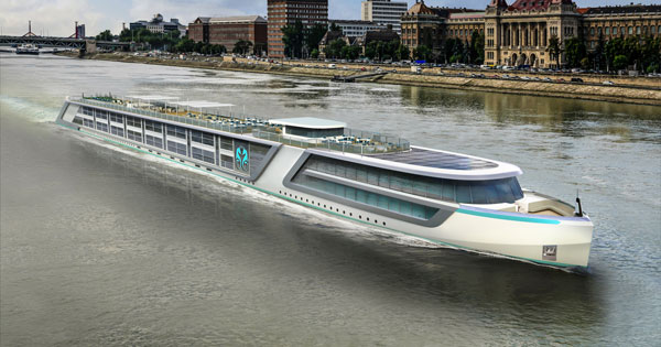 Crystal River Cruises Reveals 2016-2018 Itineraries