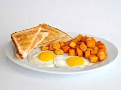 Menu sehat sarapan pagi