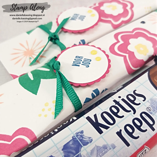 Stampin' Up! Bloom by Bloom zelf dsp maken