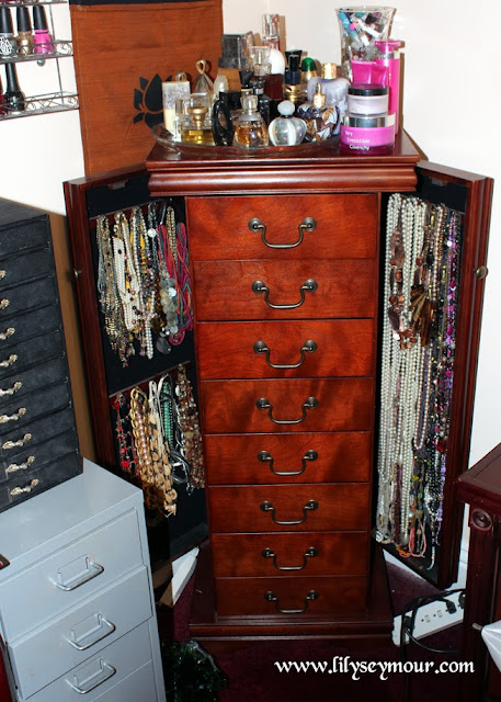 Jewelry Armour for Jewelry Storage