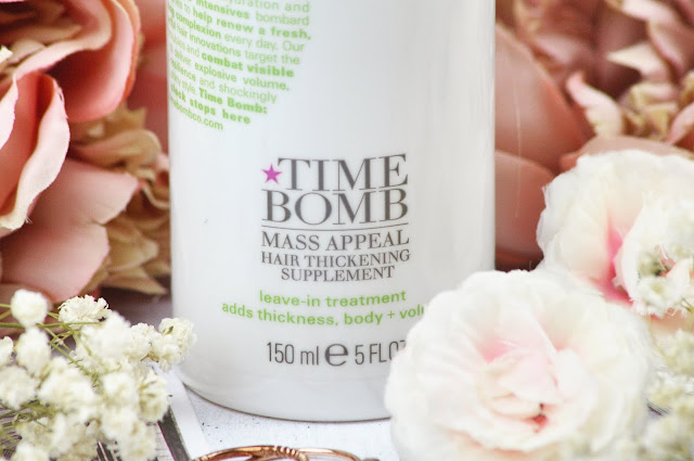 Time Bomb Mass Appeal Hair Thickening Supplement Review, Lovelaughslipstick Blog