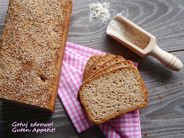 Pełnoziarnisty chleb orkiszowy na zakwasie - Czytaj więcej »