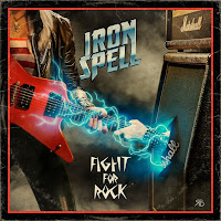 """Οι Iron Spell διασκευάζουν το τραγούδι των Warlock """"Fight for Rock"""""""