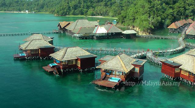 Sabah Gayana Eco Resort