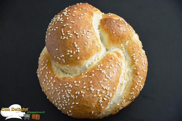 challah bread חלת שבת