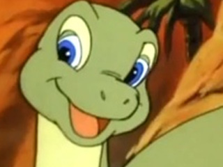Kids Shows With Robot Green Dinosaur