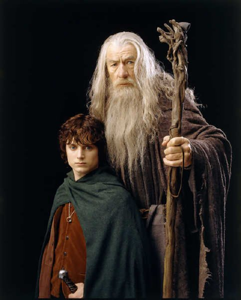 frodo and gandalf relationship help