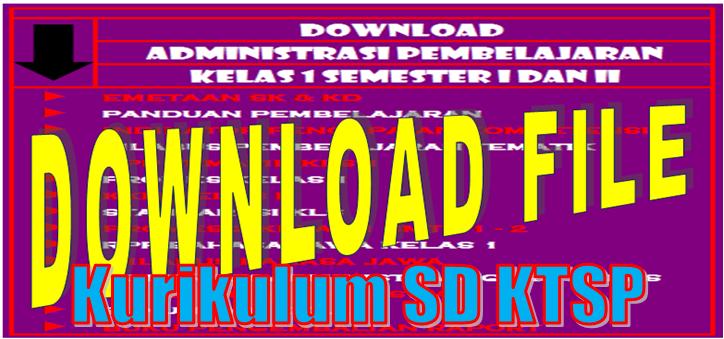 Download File Pemetaan Rpp Silabus Promes Kkm