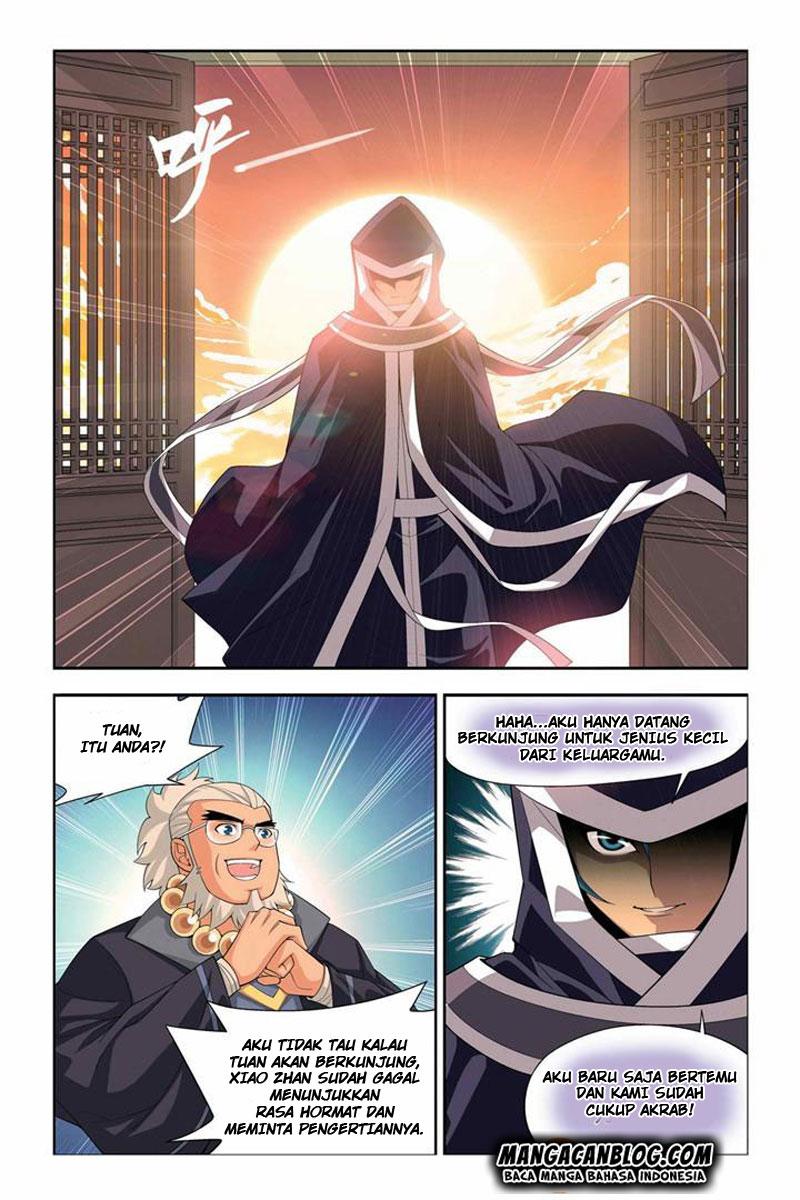 Battle Through Heaven Chapter 15-20