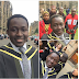 Check Out This Young Nigerian That Wins Awards For His Distinctions In A Uk University