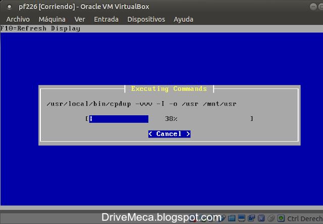 DriveMeca instalando pfSense paso a paso sin morir en el intento