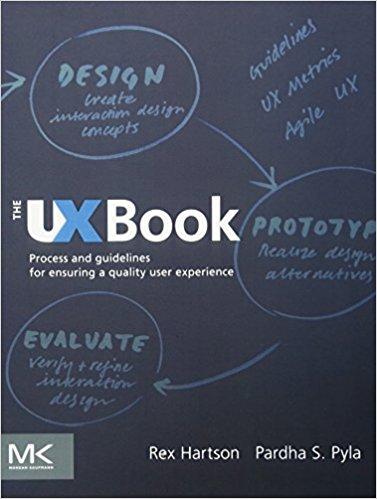 The ux book rex hartson